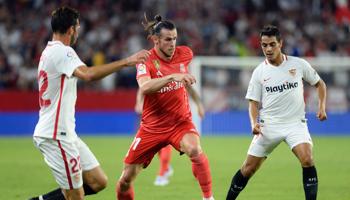 Real Madrid -Séville : lutte pour se placer sur le podium