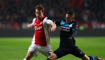 Ajax – PSV : pariez sur De Topper