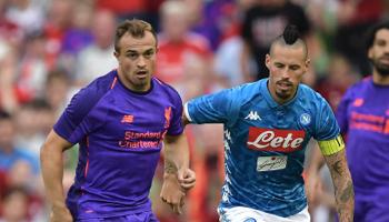 Naples – Liverpool : les Italiens déjà sans filet !