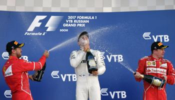 F1 GP de Russie : Cinq à la suite pour l'écurie Mercedes !