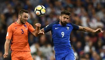 Pays-Bas – France : un match nul suffira