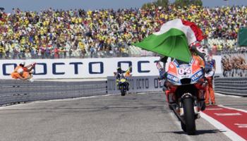 Moto GP de Saint-Marin : Marc Marquez va-t-il de nouveau se faire dépasser dans le dernier virage ?