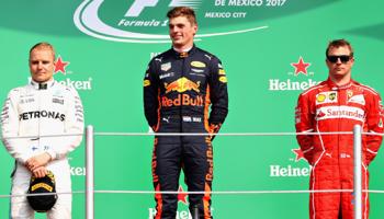 F1 au Mexique : Hamilton à six points du titre