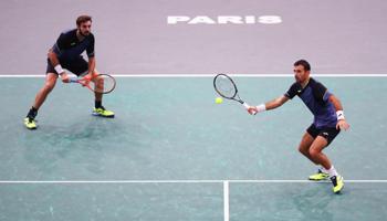 Masters 1000 Paris : préparer la finale des Masters et la Coupe Davis