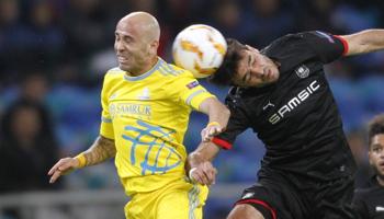 Stade Rennais – Astana : la victoire et la qualification sont assurées