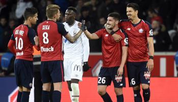 Caen – LOSC : Lille demeure sur sept victoires de suite à Michel-d'Ornano
