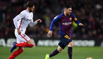 Séville – Barcelone : affiche de la fin de semaine en Liga