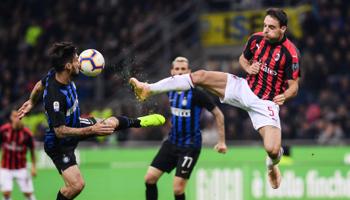 Milan – Inter : pariez sur le derby della Madonnina