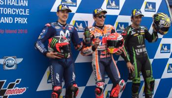 MotoGP Australie : Marquez favori et nouveau champion du monde