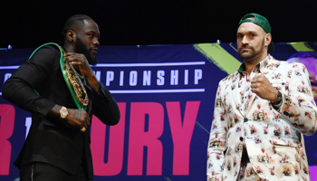 Wilder – Fury : deux boxeurs invaincus !
