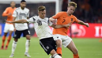 Pays-Bas – Allemagne : nouveau choc entre deux grands pays européens