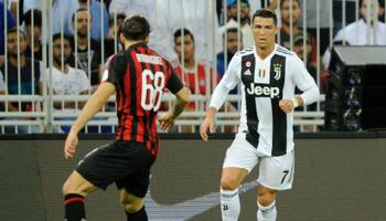 Juventus – Milan : les 2 principaux clubs italiens s'affrontent