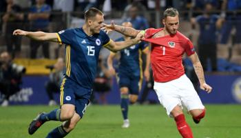 Autriche – Bosnie : qui jouera en division A
