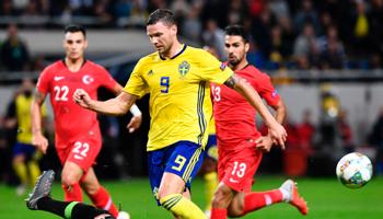 Turquie – Suède : le perdant sera relégué en division C