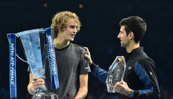 Tournoi des maîtres : Djokovic vise le titre et la place de numéro un à l'ATP