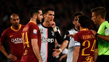 AS Rome – Juventus : l'affiche du dimanche soir en Serie A