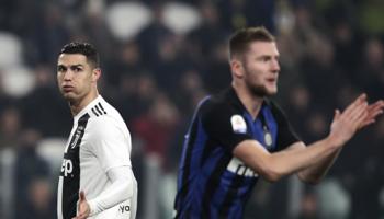 Juventus – Inter : équipes du niveau Ligue des Champions