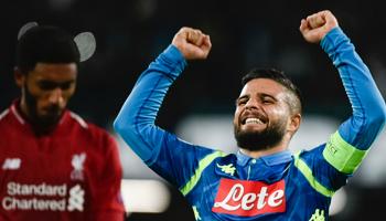Naples – Liverpool : de nouveau dans le même groupe