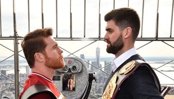 Alvarez – Fielding : Canelo vise la ceinture dans une troisième catégorie de poids