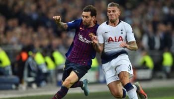 Barcelone – Tottenham : une qualification à venir chercher pour les Anglais