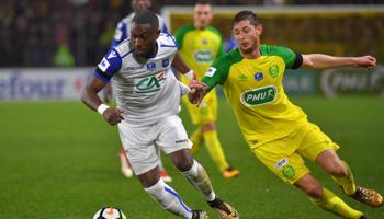 Nantes – Châteauroux : Premier match de l'année 2019