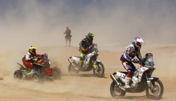 Rallye Dakar : pariez sur les vaiqnuers dans chaque catégorie