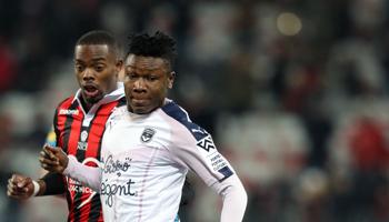 Nice – Bordeaux : match avancé et duel équilibré
