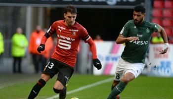 Rennes – St-Etienne : difficile à départager