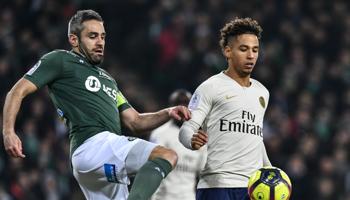 Saint-Etienne – PSG : l'équipe la plus titrée de France contre le tenant du titre