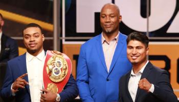 Spence – Garcia : deux boxeurs dans le top 10 toutes catégories