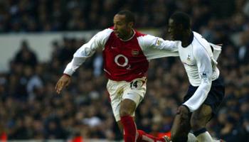 Arsenal – Tottenham : derby du nord de Londres