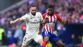 Atlético – Real : derby de Madrid