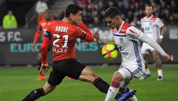 Lyon – Rennes : cela se jouera sûrement en seconde mi-temps