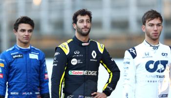 GP d'Australie : pariez sur la saison 2020 de F1 qui démarre !