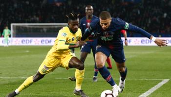 Nantes – Paris : le PSG pour la 18ème fois d'affilée en cas de victoire