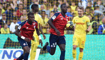 Lille – Nantes : le match se jouera sûrement en seconde mi-temps