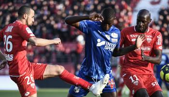 Amiens – Dijon : deux équipes qui encaissent souvent le premier but du match