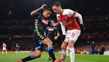 Naples – Arsenal : lequel des favoris sera qualifié