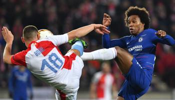 Chelsea – Slavia : le quart de finale le plus déséquilibré