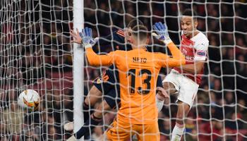Valence – Arsenal : deux buts d'avance pour les Gunners