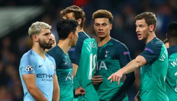 Man City – Tottenham : Manchester est encore plus fort à domicile