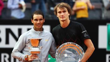 ATP Masters 1000 Rome : dernier grand tournoi avant Roland Garros
