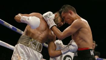 Warrington – Galahad : deux boxeurs au bilan parfait