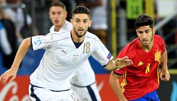 Italie – Espagne : choc entre deux favoris dès l'ouverture du tournoi