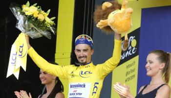 Tour de France 2019 : pariez sur le maillot jaune à Paris