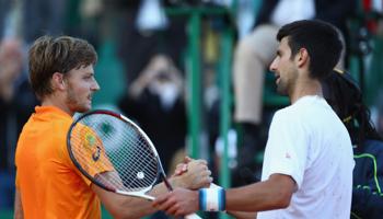 Djokovic – Goffin : le tenant du titre a une voie royale