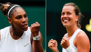 Serena Williams – Strycova : première et sans doute dernière demi-finale pour la Tchèque
