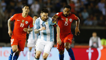 Argentine – Chili : finale de la Copa America 2016 et 2015