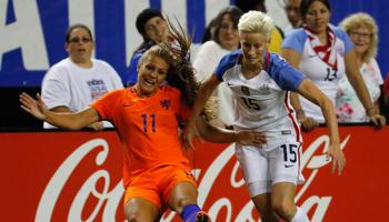 États-Unis – Pays-Bas : championnes du monde contre championnes d'Europe
