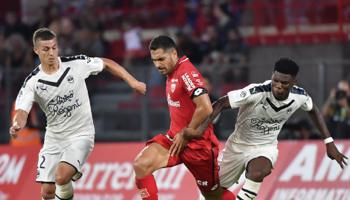 Bordeaux – Dijon : deux fois 2-0 cette saison